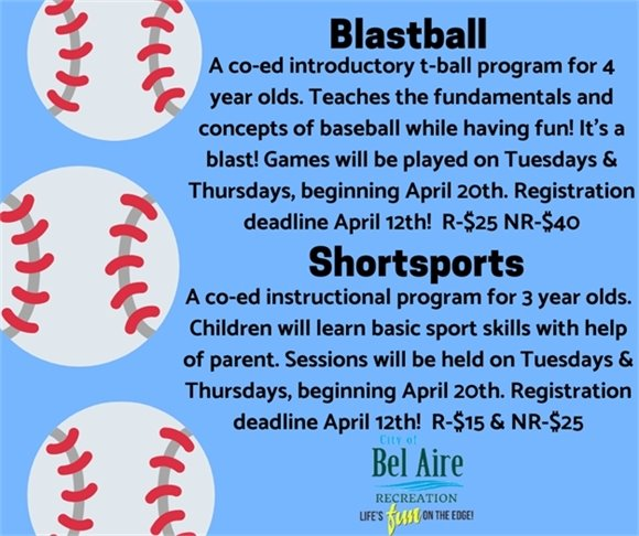 Blastball and Shortsports