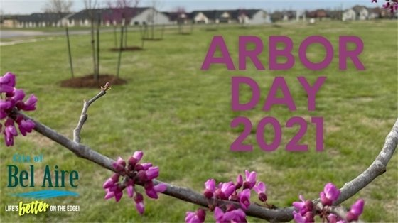 Arbor Day 2021 - Follow link to view Arbor Day video.