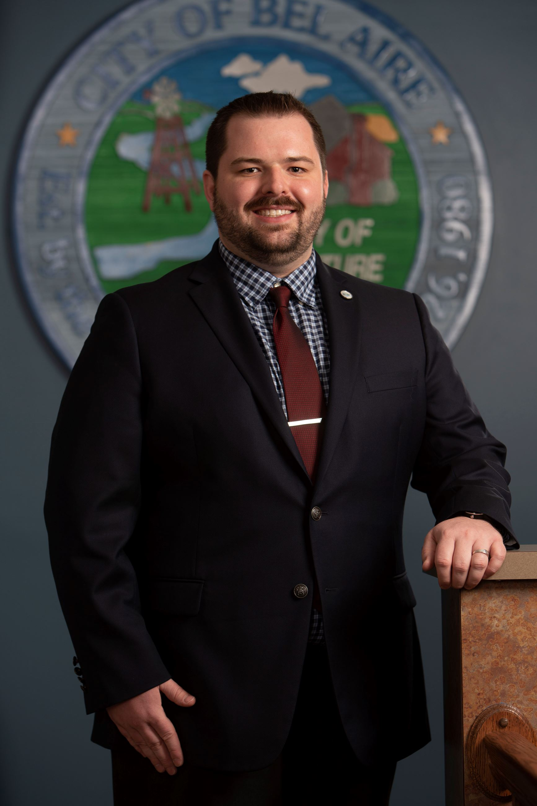 Councilman Justin Smith