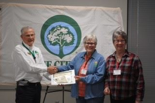 2017 Tree City USA Recognition
