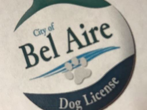 Bel Aire Dog Tag
