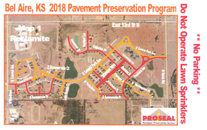 Pavement Preservation Program