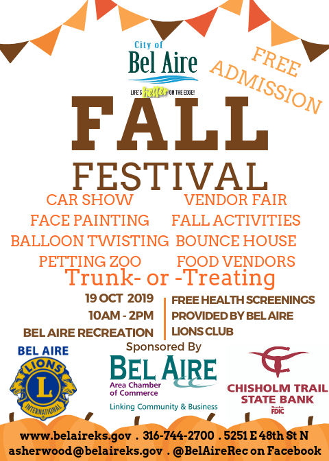 New Fall Festival Flyer 19