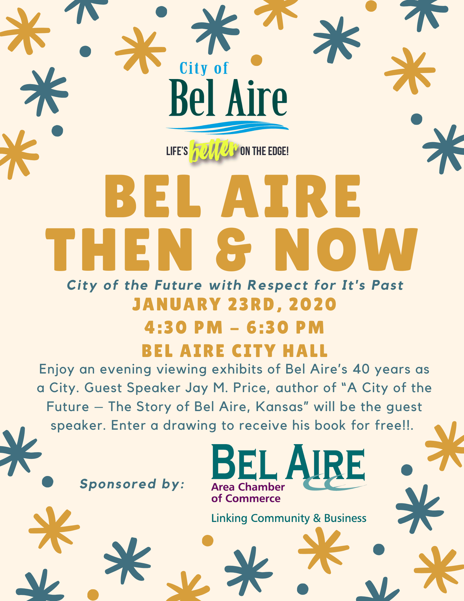 Bel Aire then and now (1)