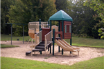 Denise Park Composite Playground Equipment